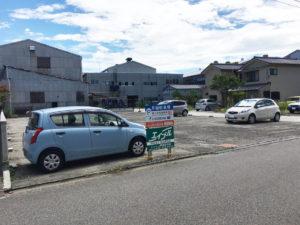 東入船駐車場