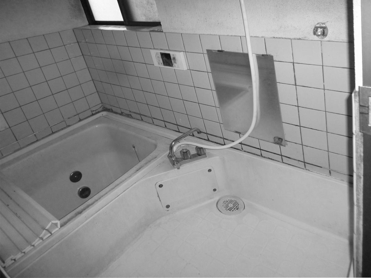 内観【お風呂】