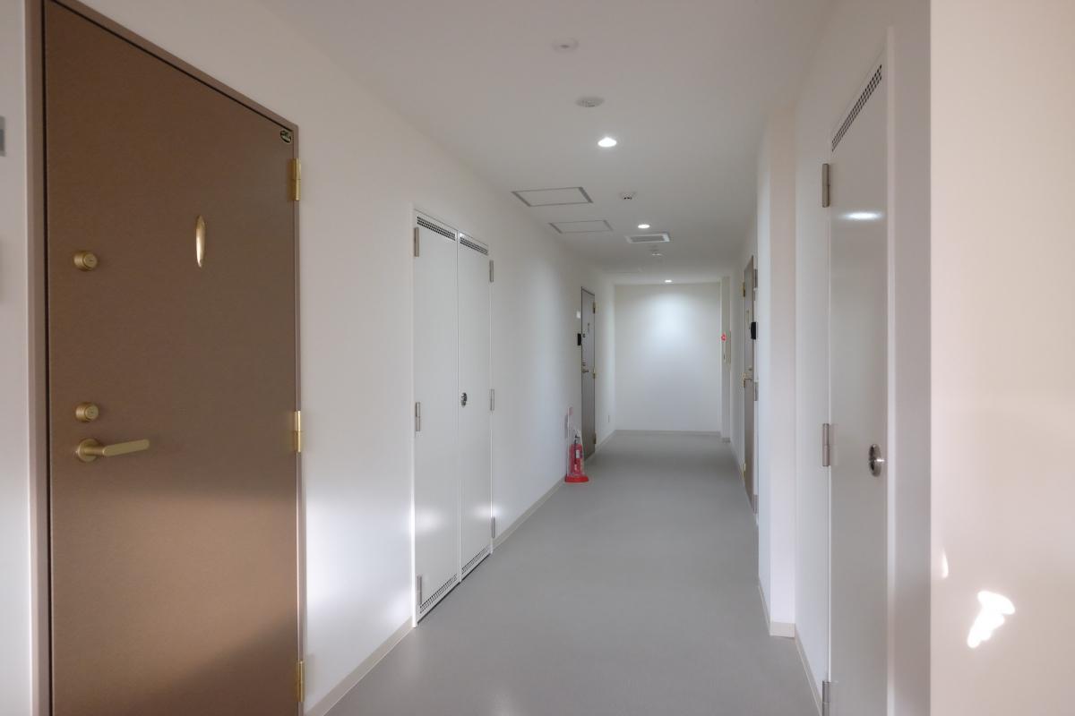 共用廊下 アフター