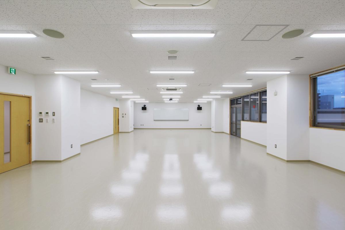保健福祉センター 会議室・研修室